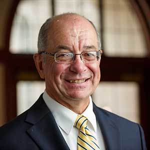 Rick Mazzei, Rector, Fisher Hall